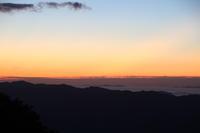 赤城山からの朝景(1) (撮影日:2018/9/28) - toshiさんのお気楽ブログ
