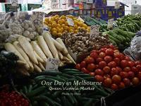 南半球の街角から(4)市民の台所、Queen Victoria Market - Cucina ACCA