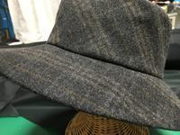 台風24をまちながら - 帽子工房 布布