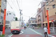 小田急喜多見駅からぶらぶら その2~喜多見駅前から成城学園前駅へ - 「趣味はウォーキングでは無い」