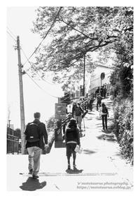 登り下り - ♉ mototaurus photography