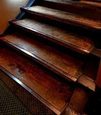 階段の絨毯 - 金沢犀川温泉 川端の湯宿「滝亭」BLOG