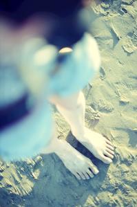 終夏 - 片眼を閉じて見る世界には・・・。
