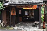 おやき求めて小川の庄へ - 週末は山にいます