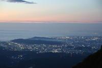 赤城山からの朝景(3) (撮影日:2018/9/22) - toshiさんのお気楽ブログ