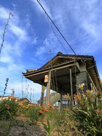丹鉄の待合所#08栗田駅待合所 - 今日も丹後鉄道