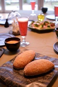 最近のレッスンで作ったパンその3 - 水戸市(茨城)のパン教室 Fika(フィーカ)  ~日々粉好日~