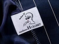 男前(ハンサム)ジャケット完成‼️ - madameHのバラ色の人生