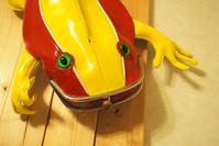 新作がま口!大きなエナメルの・・・ - 布と木と革FHMO-DESIGNS(エフエッチエムオーデザインズ)Favorite Hand Made Original Designs