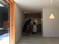 引渡し - 神奈川県小田原市の工務店。湘南・箱根を中心に建築家と協働する安池建設工業及び安池建築工房のインフォメーション