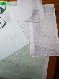 ちょっとサイズを変更した結果・・・・。 - Crochet Atelier momhands