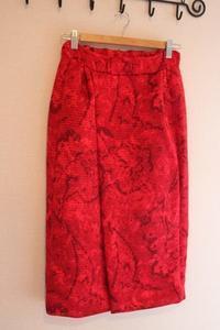 mplラップタイトスカートとRRセミタイトスカート - 日々是お針子