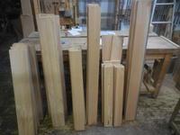 ミドルボードの木取り - 手作り家具工房の記録