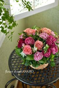 あんぱん物語 - 花色~あなたの好きなお花屋さんになりたい~