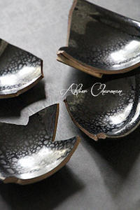 金継ぎ・日々是好日 - Atelier Charmant のボタニカル・水彩画ライフ