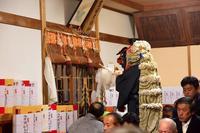 木本神社例大祭鈴上げ - LUZの熊野古道案内