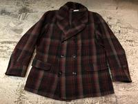 10月3日(水)大阪店冬物ヴィンテージ入荷!#5 Outdoor&Hunting編!!30's Wool Sports Coat&BAUER DOWN !! - magnets vintage clothing コダワリがある大人の為に。