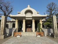 三沢局のお墓(江戸のヒロインの墓㉒) - 気ままに江戸♪  散歩・味・読書の記録