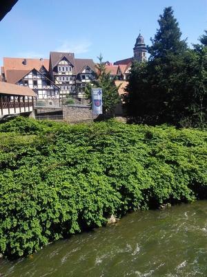 ドイツメルヘン街道を行く④ハンミュンデン -