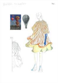 『千年大賞the20th』 2名が一次審査通過しました🎉🎉🎉 - Nagoya Fashion College