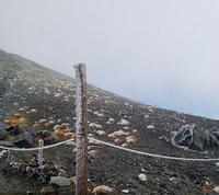 乗鞍岳山頂、初冠雪です!! - 乗鞍高原カフェ&バー スプリングバンクの日記②