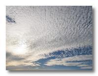 うろこ雲 - 気まぐれフォト
