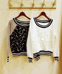10/2  Knit!ニット!Nitto!! - chou-chou-de-robeブログ
