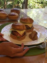 バーガーバンズレッスン - 調布の小さな手作りお菓子教室 アトリエタルトタタン