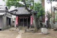 五郎久保稲荷神社 - Fire and forget