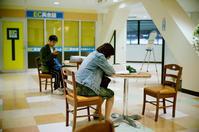 本を読む人と後学期授業開始の受講生のリアクション - 照片画廊
