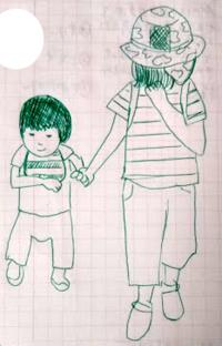 いつか撲滅運動 - たなかきょおこ-旅する絵描きの絵日記/Kyoko Tanaka Illustrated Diary