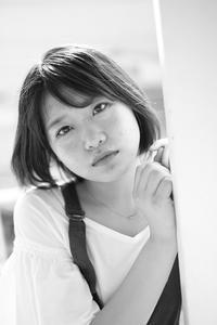 芦田希美ちゃん2 - モノクロポートレート写真館