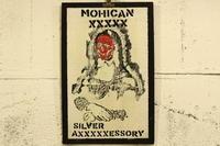 モナリザドクロMOHICAN XXXXX SILVER AXXXXXESSORY / MOHICAN XXXXXART WORK - アクセサリー職人 モリタカツヤ MOHICAN XXXXX  Jewelry Factory KUROBE