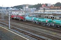 藤田八束の鉄道写真@鉄道写真激写集、貨物列車、リゾート列車、路面電車 - 藤田八束の日記