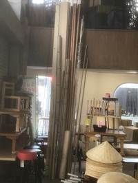 材木、竹を販売します。(切売り可) - 石崎洋家具店