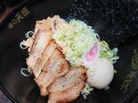 10/3  味の天徳高幡不動店  油そばカレー味おすすめトッピング合計¥800 - 無駄遣いな日々