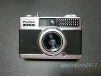 ハーフサイズカメラガイド FUJICA Half - I LOVE Half Size Camera