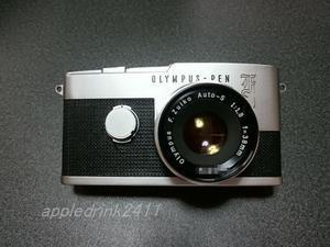 ハーフサイズカメラガイド OLYMPUS PEN-F - I LOVE Half Size Camera