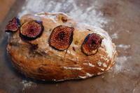イチジクのパン - 二つの台所