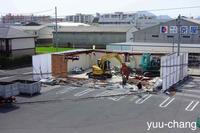 2018.8.19建て替えのセブンイレブン - 下手糞PHOTO BLOG