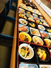 仕出しのお届け - 日本料理しみずや 気ままな女将通信