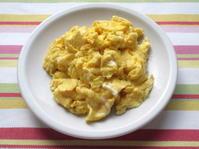 <イギリス料理・レシピ> スクランブル・エッグ【Scrambled Egg】 - イギリスの食、イギリスの料理&菓子