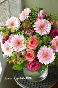 お祈りは短くソーセージは長く。 - 花色~あなたの好きなお花屋さんになりたい~