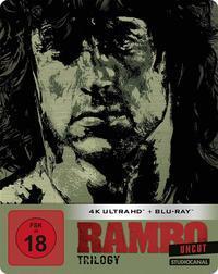 「ランボー」1、2、3の4K UHDが11月に出る。北米はLionsgate Films英・独はStudio Canalだが両方とも4は無し。 - Suzuki-Riの道楽