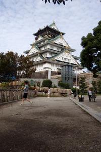 大阪城十景 - 浜本隆司ブログ オーロラ・ドライブ