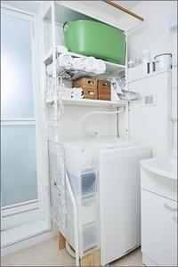 【 新しい洗濯機、収納見直しのタイミング 】 - 片付けたくなる部屋づくり