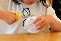 ポンポンオブジェ🎃 - 大阪府池田市 幼児造形教室「はるいろクレヨンのブログ」