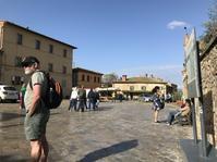 久々にモンテリッジョーニの城壁に上る - フィレンツェのガイド なぎさの便り