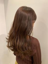 柔らかで優しいヘアスタイル - COTTON STYLE CAFE 浦和の美容室コットンブログ
