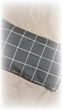 ダイソーで理想の枕カバー - 少ないもので豊かに